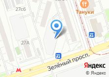 Компания «Акация точка ру» на карте