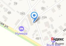 Компания «Нумера» на карте