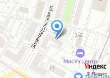Компания «Илкад» на карте