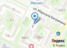 Компания «РусЭкспорт» на карте