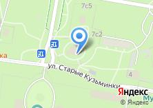 Компания «Храм Влахернской иконы Божией Матери в Кузьминках» на карте