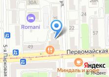 Компания «Многопрофильный центр» на карте