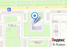 Компания «Средняя общеобразовательная школа №403» на карте