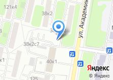Компания «Автостоянка на Академика Скрябина» на карте