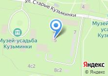 Компания «Кордия: Первый православный пансионат для пожилых» на карте