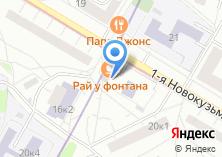 Компания «Продукты из Старожилово» на карте