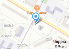 Компания «Магазин сумок на Новокузьминской 1-й» на карте