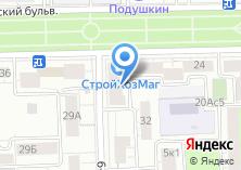 Компания «Трансагентство-1» на карте