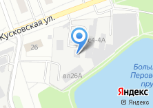 Компания «Московская Южная таможня» на карте