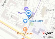Компания «Белорусский дворик» на карте