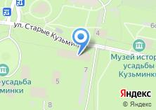 Компания «АНТЭ КРЕО» на карте