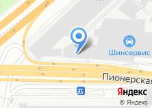 Компания «Лавка Сейфофф» на карте