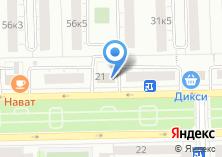 Компания «Ситест» на карте