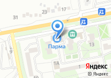 Компания «Трикотаж» на карте