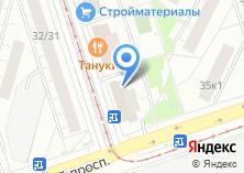 Компания «АС-моторс» на карте