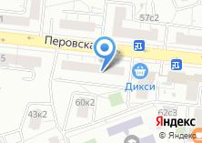 Компания «Перовский» на карте