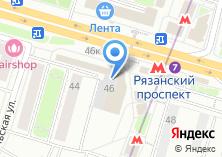 Компания «ЛомбардЪ» на карте