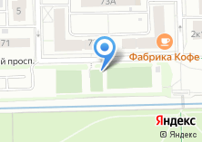Компания «Стройрост 41» на карте