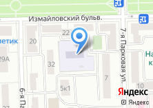 Компания «Детский сад №746» на карте