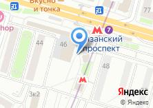 Компания «Новый книжный» на карте