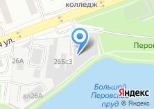 Компания «ИРАН ЭН» на карте