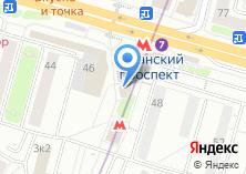 Компания «Сластен-ка» на карте
