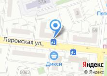 Компания «Мировые судьи района Новогиреево» на карте
