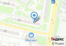 Компания «Студия ногтевой эстетики» на карте