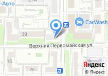 Компания «ОНМЕД» на карте
