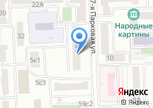 Компания «Призма Счастья» на карте