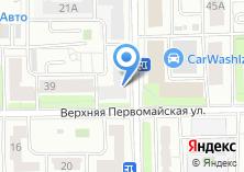 Компания «Новая строительная компания» на карте
