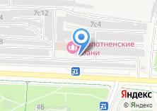 Компания «Сауна в Капотне» на карте