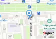Компания «Общежитие МАМИ» на карте