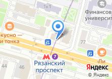Компания «Связной» на карте