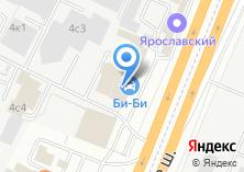 Компания «Фурнистэл» на карте