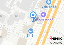 Компания «СтройВентМаркет» на карте