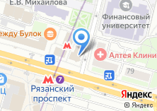 Компания «Техносила» на карте