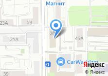 Компания «РПЭ» на карте