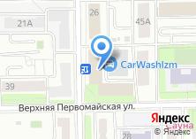 Компания «Экспертус» на карте