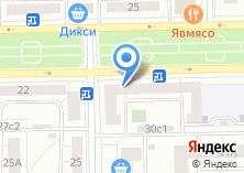 Компания «Московский Адвокат» на карте