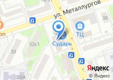 Компания «S-Shina» на карте