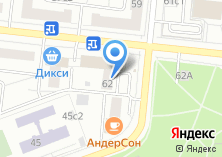 Компания «Аист» на карте