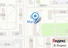 Компания «Брендовые пуховики» на карте