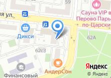 Компания «Золотая лихорадка» на карте