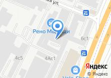 Компания «Костаз» на карте
