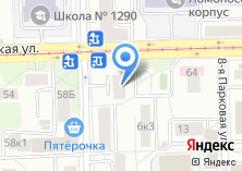 Компания «Бассма.ру» на карте
