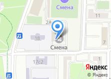 Компания «СДЮСШОР №63 по футболу» на карте
