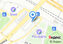 Компания «Рязанская автостоянка №3» на карте