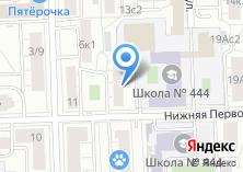 Компания «Булгаркар» на карте