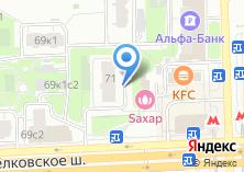 Компания «Мультифото» на карте